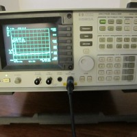 HP 8590A RF Spectrum Analyzer